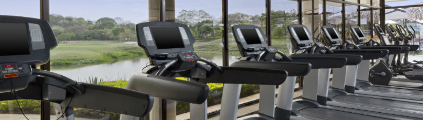 The Westin Golf Resort & Spa, Playa Conchal Costa Rica-Westin Workout