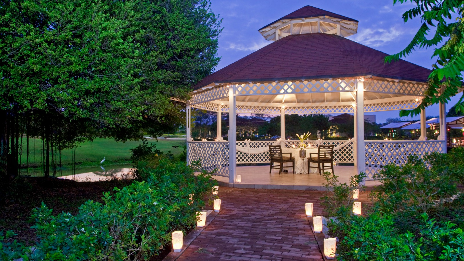 The Westin Golf Resort & Spa, Playa Conchal - Lake View Gazebo