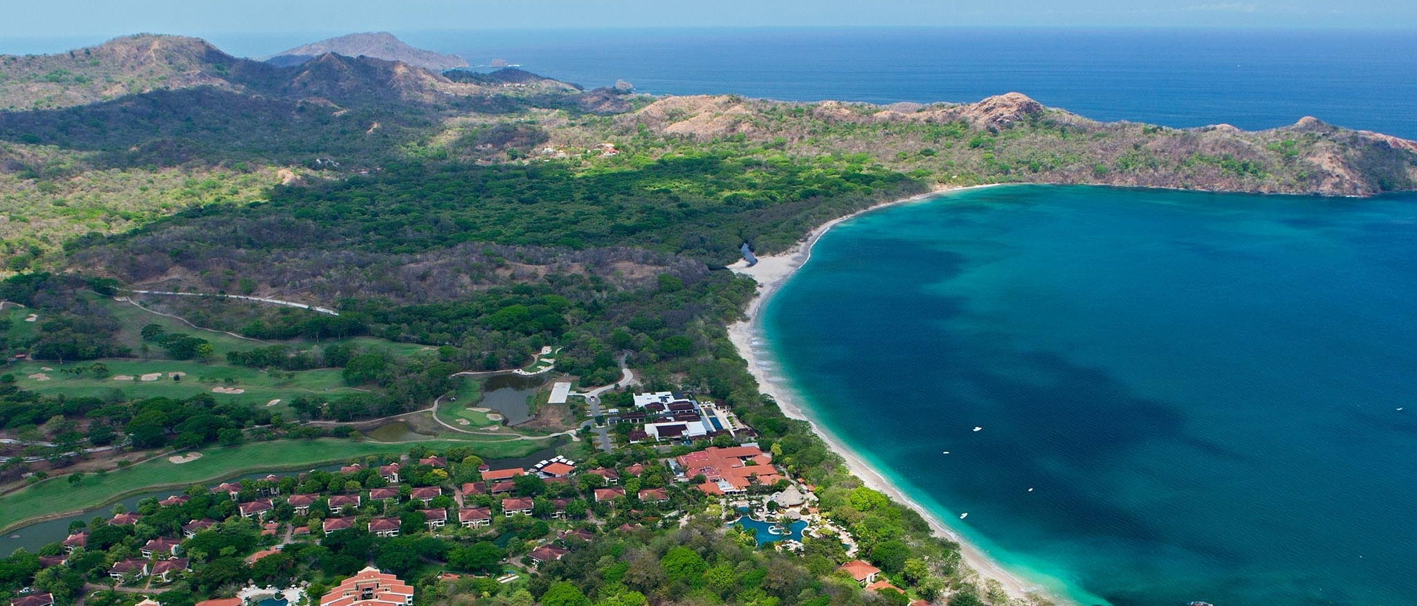 The Westin Golf Resort & Spa, Playa Conchal Costa Rica-Aerial View